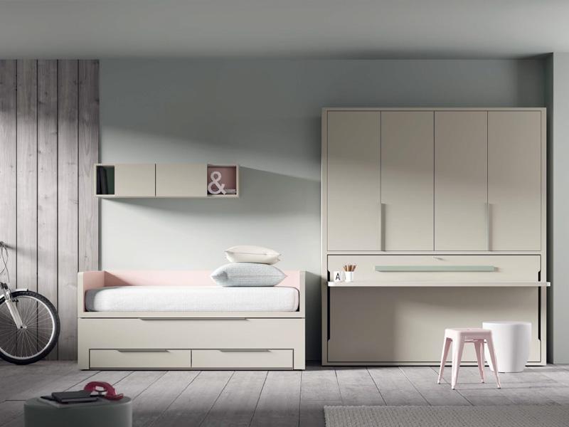 camas nido y compactas
