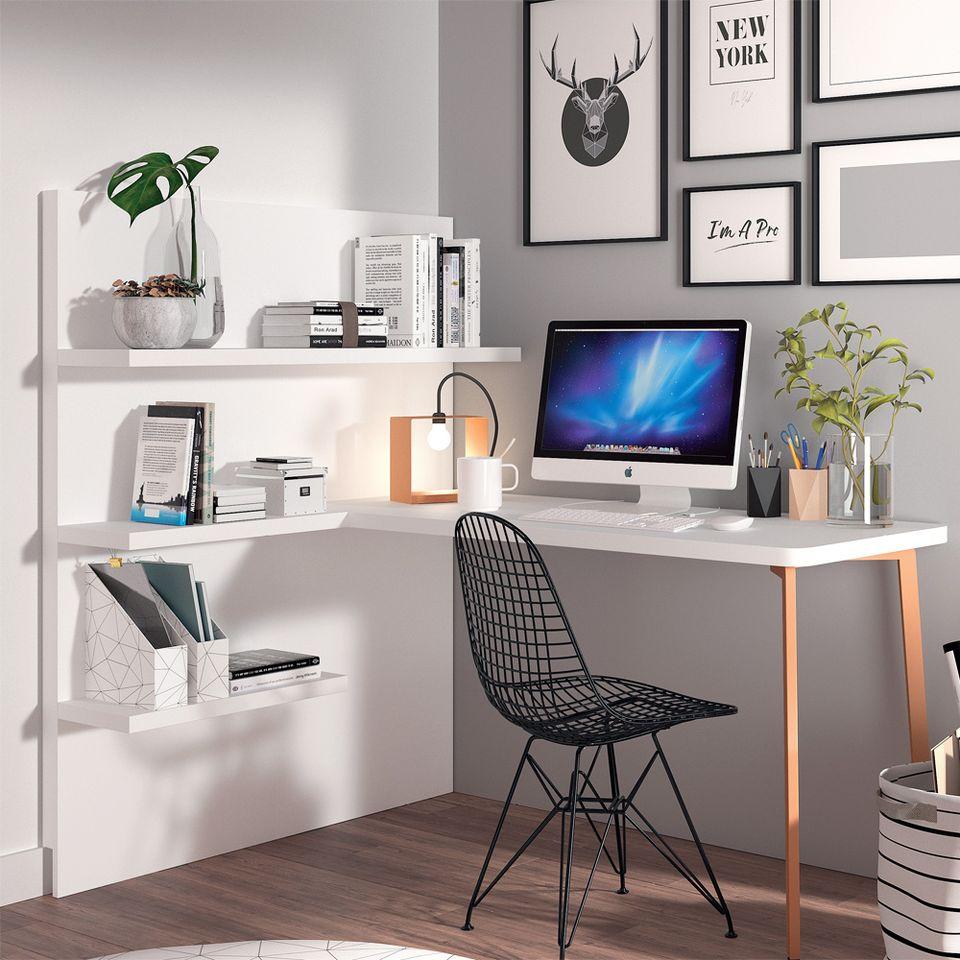 Los mejores muebles para teletrabajo